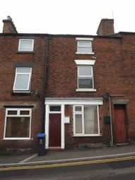 Thumbnail 2 bedroom flat to rent in Russell Street, Leek, Leek