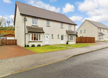 Thumbnail 3 bed semi-detached house for sale in St. Oran's Place, Connel