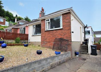 Thumbnail 2 bed semi-detached bungalow for sale in Rossall Drive, Paignton