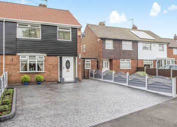 Thumbnail 3 bedroom semi-detached house for sale in Longborough Road, Knowsley, Prescot
