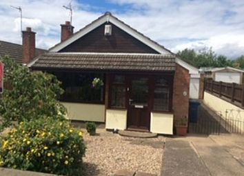 Thumbnail 2 bed detached bungalow for sale in Rowan Drive, Keyworth, Nottingham, Nottinghamshire