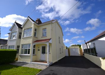Thumbnail 3 bed detached house for sale in Sladeway, Fishguard