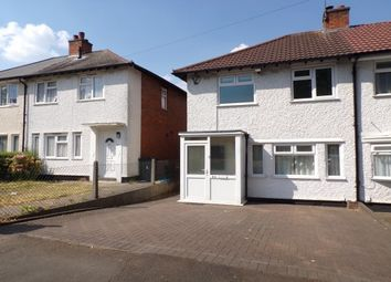 Thumbnail 2 bed property to rent in Spring Road, Tyseley