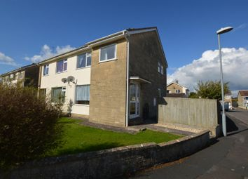 Thumbnail 3 bed semi-detached house for sale in Charlton Park, Midsomer Norton, Radstock