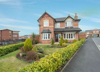 Thumbnail 4 bedroom detached house for sale in Aspinall Close, Horwich, Bolton