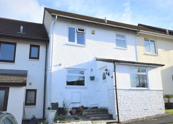 Thumbnail 3 bed terraced house for sale in Giblands Park, Okehampton