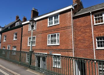 Thumbnail 3 bed town house for sale in Lower North Street, Central Exeter