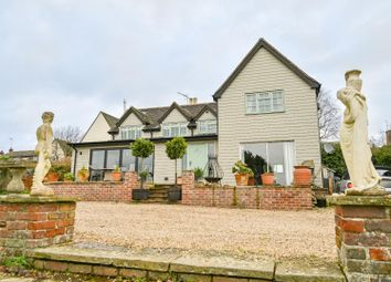 Butchers Yard, Duton Hill, Dunmow CM6. 4 bed detached house for sale