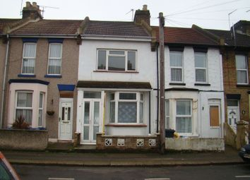 Thumbnail 3 bedroom terraced house to rent in May Road, Gillingham
