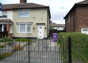 Thumbnail 3 bedroom end terrace house for sale in Kemsley Road, Dovecot