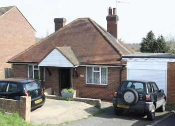 Thumbnail 3 bed detached bungalow for sale in Hatters Lane, High Wycombe