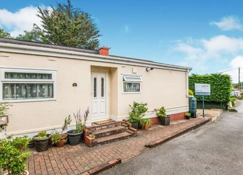 Thumbnail 2 bed mobile/park home for sale in Bakers Hill, Exeter, Devon