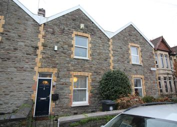 Thumbnail 2 bed terraced house for sale in Grove Avenue, Fishponds, Bristol