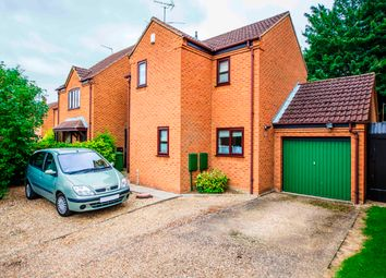 Thumbnail 3 bed detached house for sale in Lower Pastures, Great Oakley
