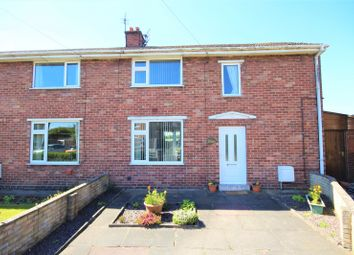 Thumbnail 3 bedroom end terrace house for sale in Larch Close, Weaverham