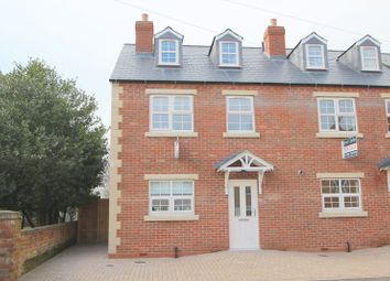 Thumbnail 3 bed end terrace house for sale in Stratford Road, Newbold On Stour, Stratford-Upon-Avon