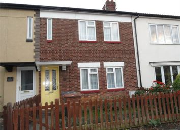 Thumbnail 2 bed terraced house to rent in Willesden Avenue, Peterborough