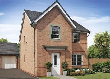 "Thumbnail 4 bed detached house for sale in ""Kingsley"" at Neath Road, Tonna, Neath"
