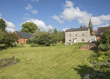 Thumbnail 6 bed detached house for sale in Church Bank, Temple Grafton, Alcester, Warwickshire