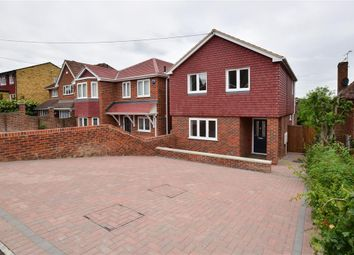 Thumbnail 4 bed detached house for sale in Lords Wood Lane, Lords Wood, Chatham, Kent