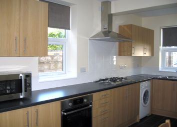 Thumbnail 1 bed terraced house to rent in Upperboundary Road, Derby