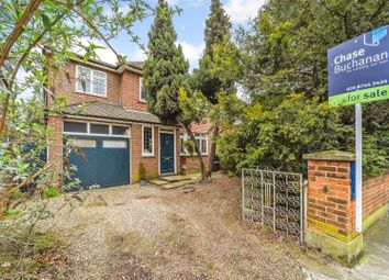 Thumbnail 4 bed semi-detached house for sale in Heathcote Road, Twickenham