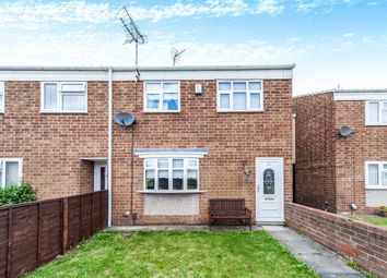 Thumbnail 3 bed end terrace house for sale in St. Abbs Walk, Hartlepool