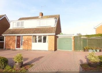 Thumbnail 3 bed detached house for sale in Minster Drive, Cherry Willingham, Lincoln