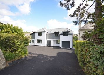 Thumbnail 5 bedroom detached house for sale in Tregolls Road, Truro, Cornwall