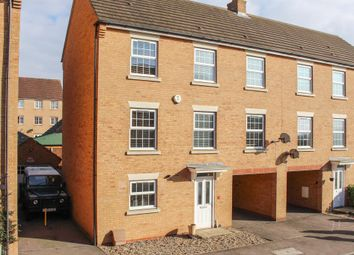 Thumbnail 5 bed semi-detached house to rent in Cormorant Way, Leighton Buzzard
