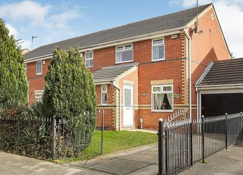 Thumbnail 3 bed property to rent in Beamsley Way, Kingswood, Hull