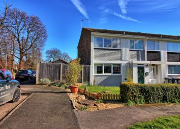 Thumbnail 3 bedroom end terrace house for sale in Monks Walk, Buntingford
