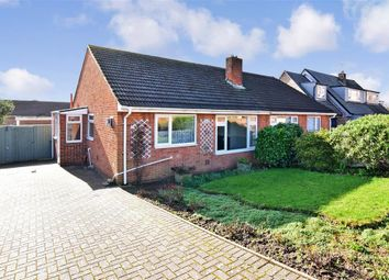 2 bed semi-detached bungalow for sale in Merrals Wood Road, Strood, Rochester, Kent ME2