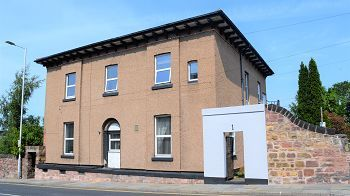 Thumbnail 1 bed flat to rent in Christchurch Road, Prenton, Wirral