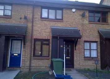 Thumbnail 2 bed terraced house to rent in Armstrong Close, Dagenham