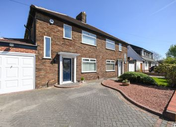 Thumbnail 3 bed semi-detached house for sale in Cecil Drive, Eccleston, St. Helens