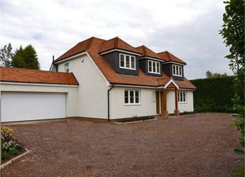 Thumbnail 4 bed detached house for sale in The Ridgeway, Cranleigh