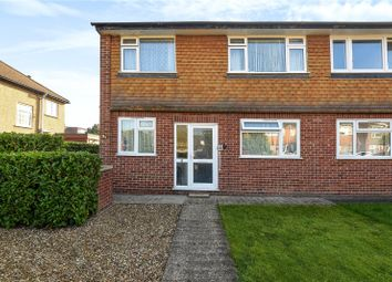 Thumbnail 2 bed maisonette for sale in Crosier Road, Ickenham, Uxbridge, Middlesex