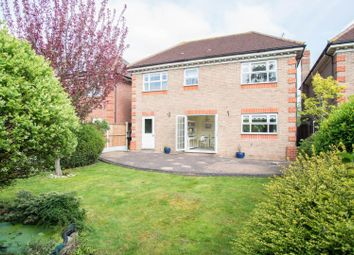 Thumbnail 4 bed detached house for sale in Caxton Way, Romford
