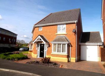 Thumbnail 3 bed detached house to rent in Broadmeadows Close, Swalwell, Newcastle Upon Tyne
