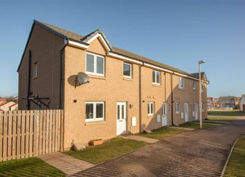 Thumbnail 3 bed end terrace house for sale in Fairbairn Way, Dunbar, East Lothian