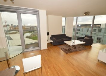 Thumbnail 2 bed flat to rent in Cavatina Point, Dancers Way, Greenwich