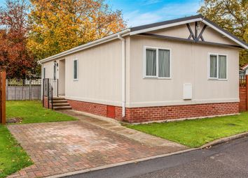 Thumbnail 3 bed mobile/park home for sale in Trowbridge Lodge Park, Hilperton, Trowbridge