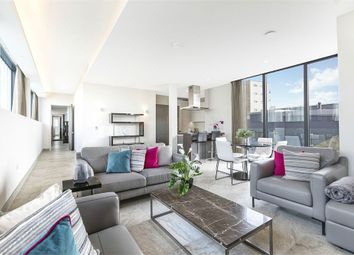 Thumbnail 2 bed flat to rent in Nougat Court, 8 Taylor Place, London