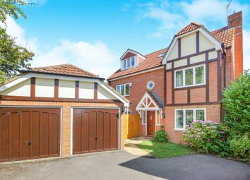 Thumbnail 6 bed detached house for sale in Home Field Close, Emersons Green, Bristol