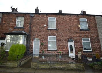 Thumbnail 2 bed terraced house to rent in Stanley Road, Whitefield, Manchester