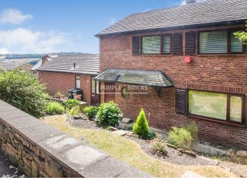 Thumbnail 3 bed semi-detached house for sale in High Street, Thornhill, Dewsbury