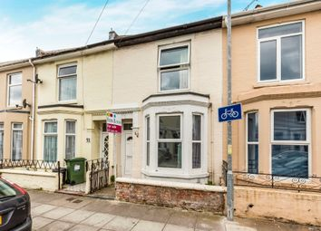 Thumbnail 4 bedroom terraced house for sale in Jubilee Road, Southsea