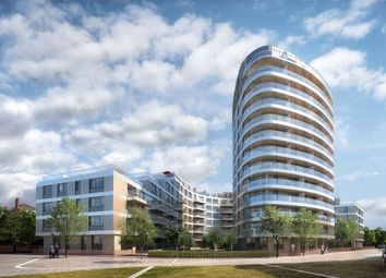 Thumbnail 1 bed semi-detached house for sale in Amex House & Roger Edwards House, North End Road, London
