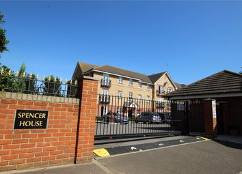 Thumbnail 2 bedroom flat to rent in Spencer House, Ensign Close, Leigh-On-Sea, Essex
